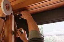 Утепление и шумоизоляция металлических дверей
