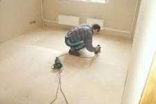 Укладка бетонного пола своими руками