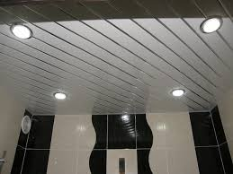 Реечный потолок на кухне: практичное решение