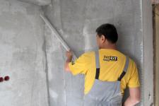 Как проводить оштукатуривание стен