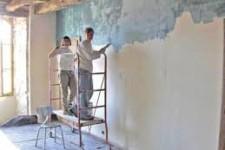 Как выровнять кривые стены