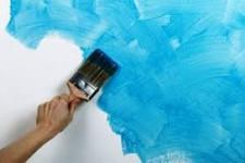 Ускоряем высыхание краски
