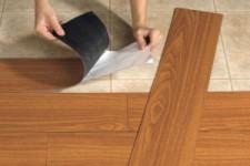 Какие сделать полы на кухне