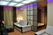 Раздвижные комнатные перегородки