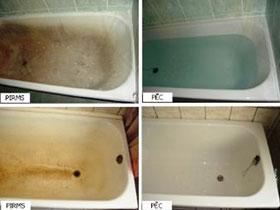 """Реставрация ванн акрилом – вставкой, """"ванна в ванне"""""""