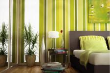 Зеленый цвет в интерьере — природное погружение