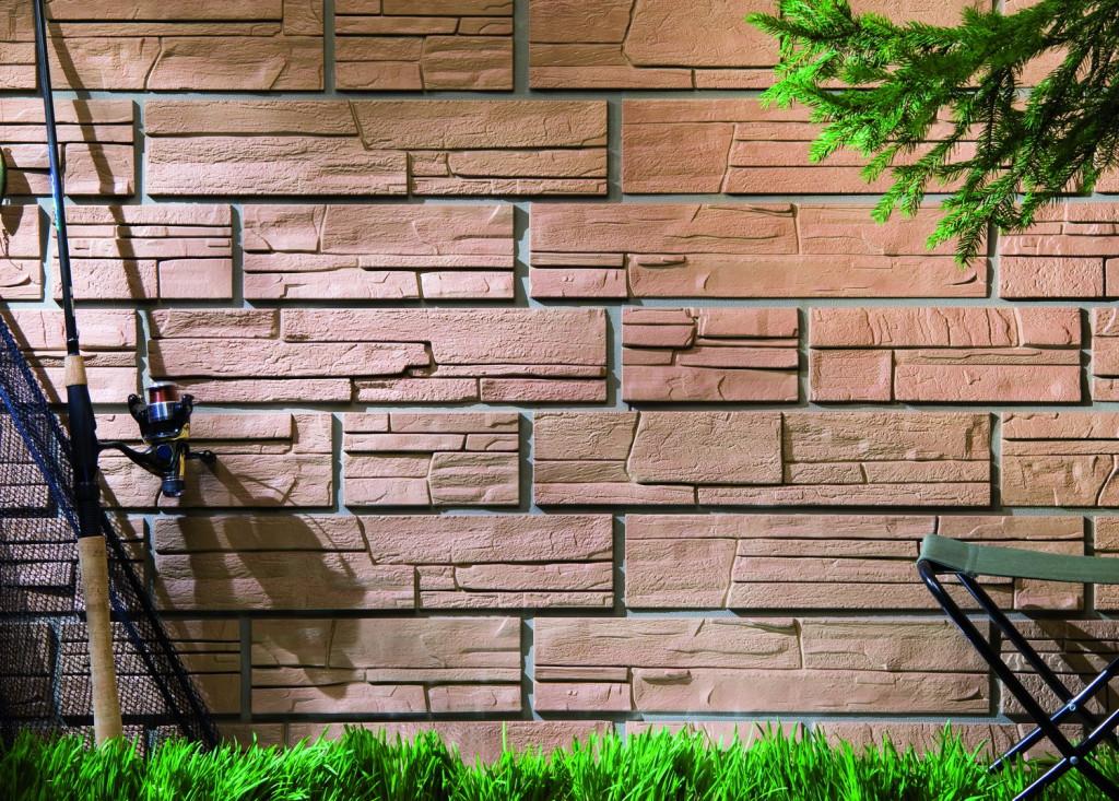 Закрепление сайдинга на фасаде дома