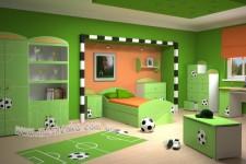 Цветовое решение детской комнаты: Советы психолога