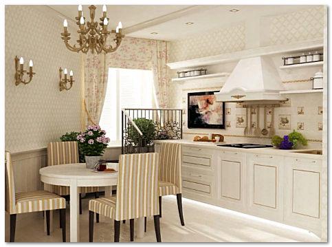 Как выбрать цвет обоев для кухни – 112 фото и 7 правил | 359x483
