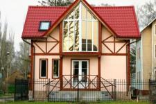 Блочные материалы при возведении домов