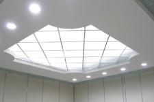 Какие бывают подвесные потолки?
