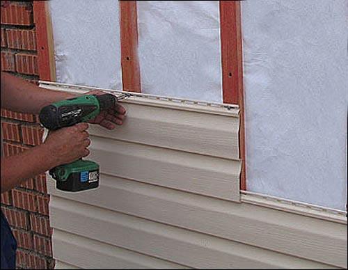 Как утеплить дом правильно