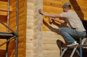 Защита деревянного дома