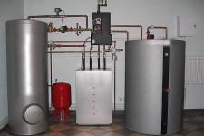 Альтернативные источники отопления – Дежурное отопление