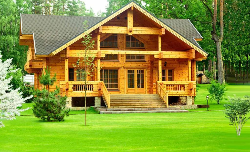Некоторые особенности при строительстве деревянного дома