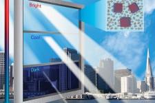 Новое изобретение: умные окна