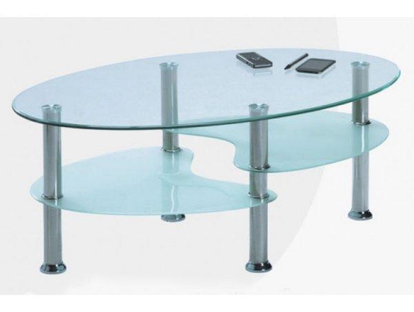 Стеклянный столик своими руками