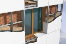 Что такое вентилируемый фасад