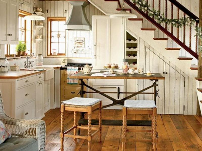 Кухня своими руками для дома
