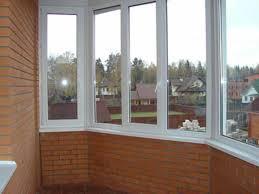 Балконные пластиковые окна и их декорирование