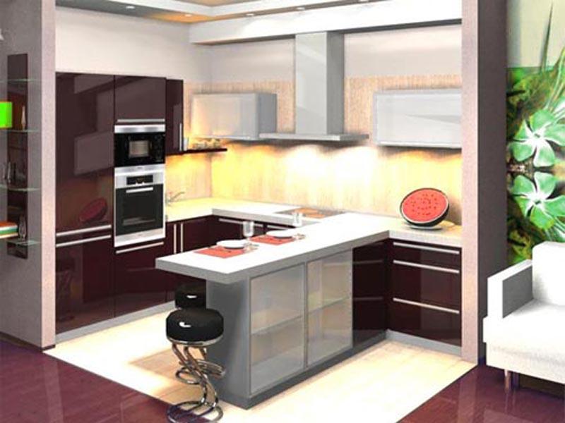 Проектирование кухни самостоятельно