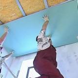 Работа с гипсокартоном во влажных помещениях