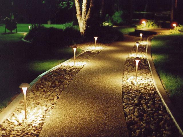 Какими бывают уличные светильники и фонари от компании Gigalight
