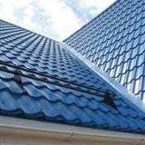 Опыт позитивных мыслей по поводу крыши металлочерепице