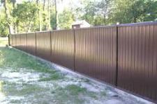 Строим забор сами
