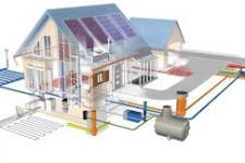 Строительство дома и коммуникации