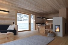 Деревянные загородные дома: комфорт превыше всего!