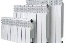 Алюминиевые радиаторы: характеристики и рекомендации по эксплуатации