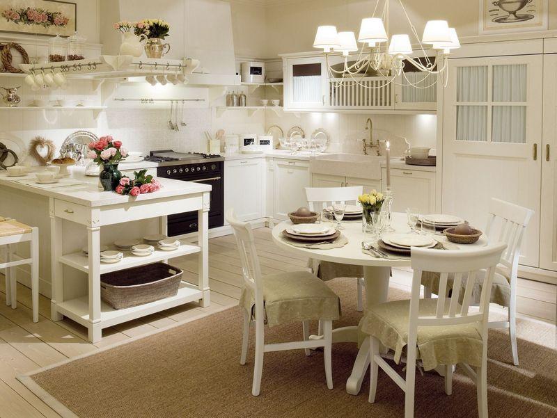 Выбор кухонного стиля