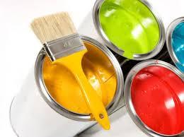 Какую выбрать эмаль и сухую краску