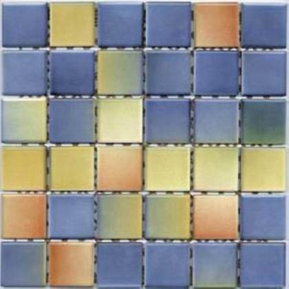 Какая мозаика лучше: керамическая пли керамогранитная?