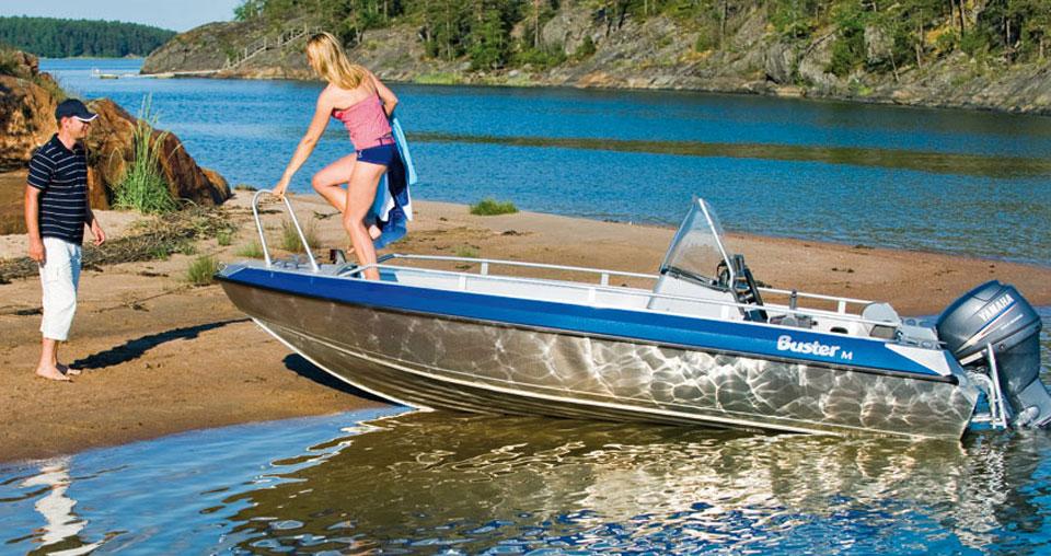 Ограждения для катеров и лодок