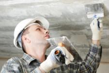 Как выравнивать потолок