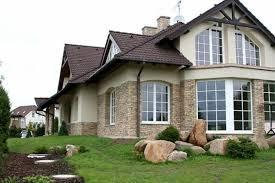 Загородный дом из монолитного бетона