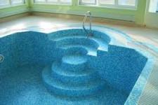 Выбор плитки для строительства бассейнов