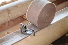 Межвенцовые утеплители для деревянных домов