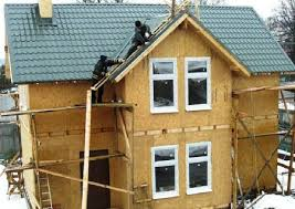 Строим быстровозводимый дом быстро и недорого