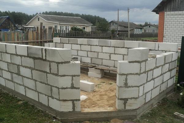 Строим гараж