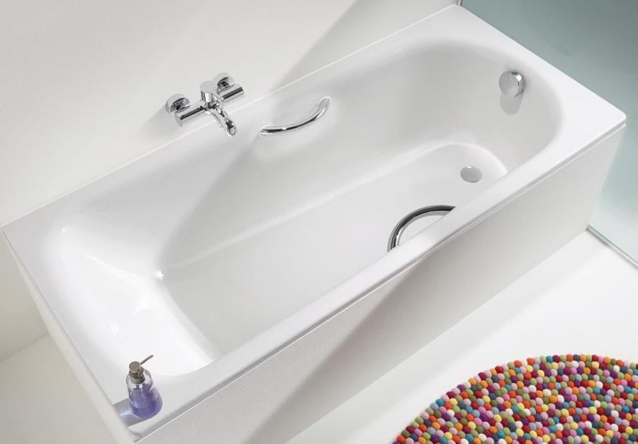 Cтальные ванны: красота практичной сантехники
