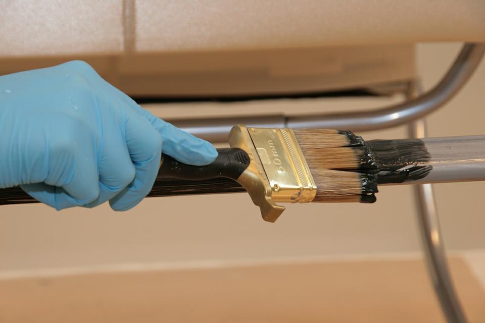 Секреты покраски металлических поверхностей