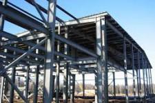 Строительство быстровозводимых зданий из легких металлоконструкций