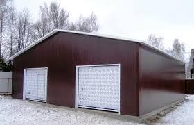 Дом, гараж и другие конструкции из сэндвич-панелей