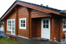 Преимущества строительства дома из профилированного бруса