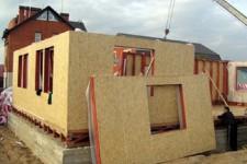 Каркасный дом – новинка в отечественном строительстве