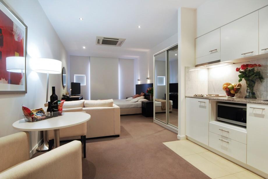 Специфика дизайна квартиры-студии