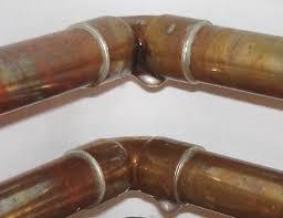 Медные трубы в отоплении и кондиционировании